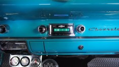 Classic Car Audio in 57 Bel Air