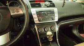 Mazda 6 Audio Upgrade