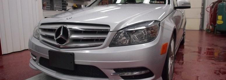 ME Mercedes RS