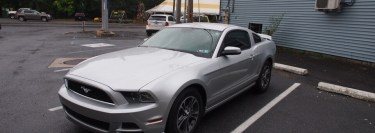 Mustang Window Tint And Remote Starter