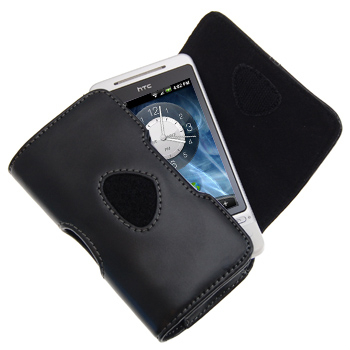 HTC PO C300 Leather Carry Case for the Hero