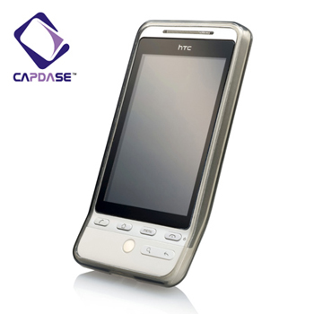 Capdase Soft Jacket 2 Xpose - HTC Hero - Black
