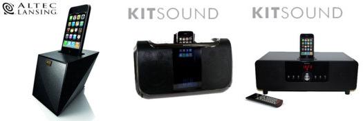 iPhone 4 Speakers