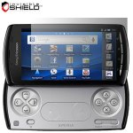 Stay in the game with an Xperia Play screen protector