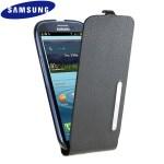 Genuine Samsung Galaxy S3 Flip Case in stock now!