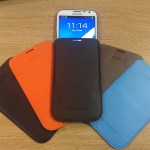 Genuine Samsung Galaxy Note 2 Pouches arrive at Mobile Fun