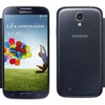 New images for Samsung Galaxy S4 View Cover