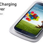 Galaxy S4 Wireless Charging Pad and Cover