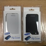 Samsung Galaxy S4 Flip Cover in stock