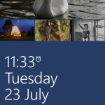 Nokia Lumia 925: How to personalise the lock screen