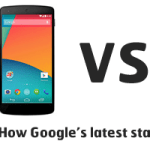 Google Nexus 5 vs The Competition