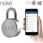 Meet Noke, the smart padlock
