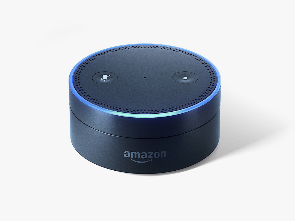 amazon announce alexa powered tap and echo dot gadgets. Black Bedroom Furniture Sets. Home Design Ideas