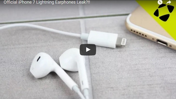 lightning earphones