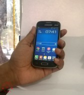 In hand_Samsung Galaxy Star Pro