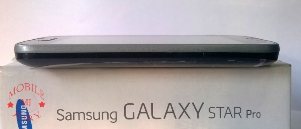 Right side_Samsung Galaxy Star Pro