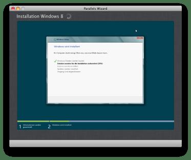 Parallels Desktop 8 - Virtuelle Maschinen für den Mac
