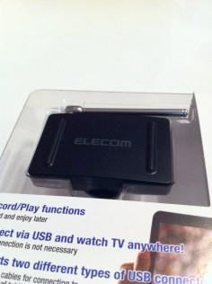 ELECOM DVB-T Receiver für Android Geräte - Immer und überall Fernsehen auf dem Nexus 7