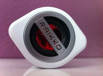 SCREW Vacuum Speaker von Raikko im Test