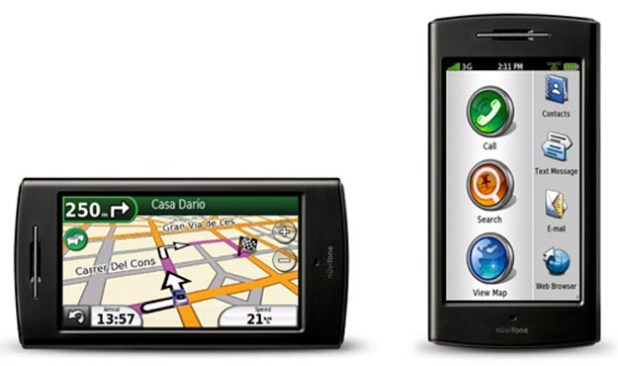 About Time! Garmin-Asus Nuvifone Finally Launches