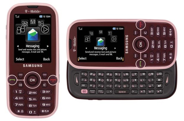 T-Mobile Gears Up with Samsung Gravity 2 QWERTY Phone