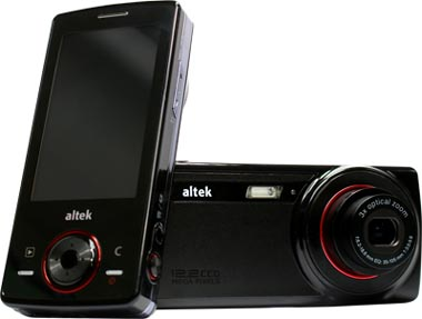 Altek T8680 = More Camera Than Cell Phone