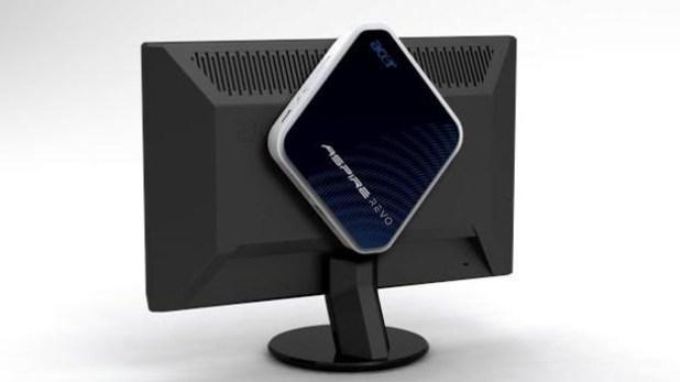 Dual-Core Atom Fuels Acer AspireRevo Nettop