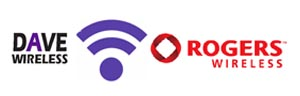 DAVE Wireless Sets to Roam with Rogers Wireless