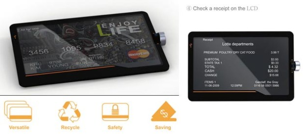 Combining Every Credit Card into One Pocketable Device