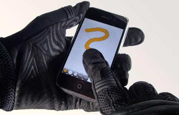 How to Make Any Glove Touchscreen Friendly