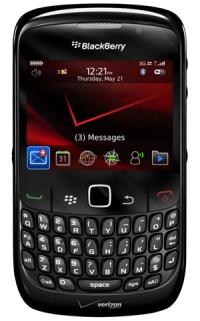 BlackBerry Curve 8530 Hits Verizon and Sprint