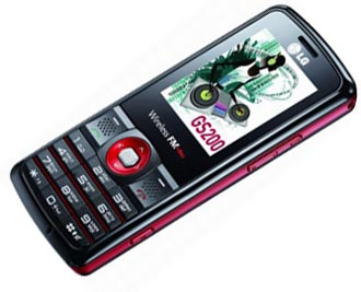 Mobile Music on the Cheap with LG GS200