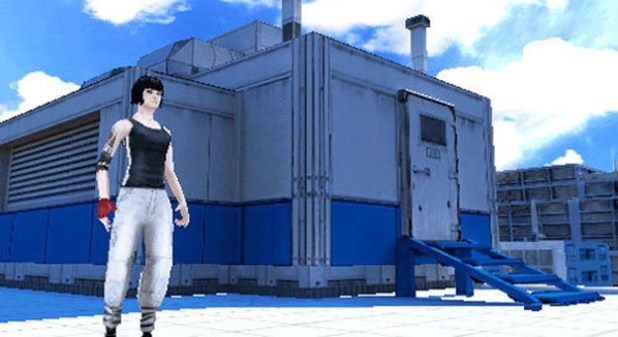 Apple iPhone Runs Away with Mirror's Edge Game