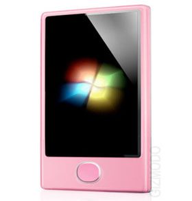 "Microsoft ""Pink"" Zune Phone Coming in 2 Months"