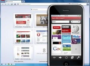 Opera Mini for iPhone