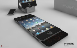 iPhone Pro 4G Concept by ADR Studio