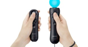PlayStation Move Joysticks