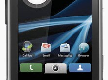 Sprint Motorola i1 PTT Android Smartphone - Photo: Sprint