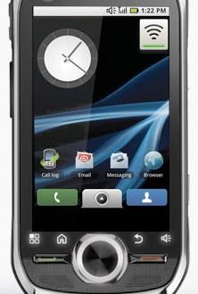 Sprint Motorola i1 PTT Android Smartphone - Photo: Sprint