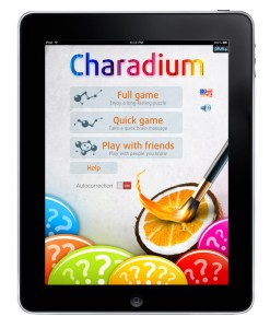Charadium multiplayer for the Apple iPad