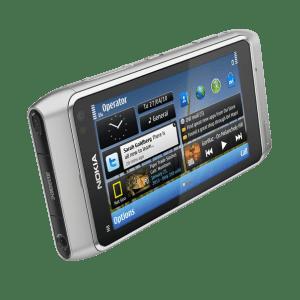 Nokia N8 in Silver