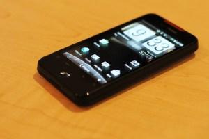 HTC DROID Incredible on Verizon Wireless Photo: Justin Fox