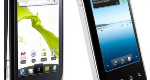 LG Optimus Android 2.2 devices launched