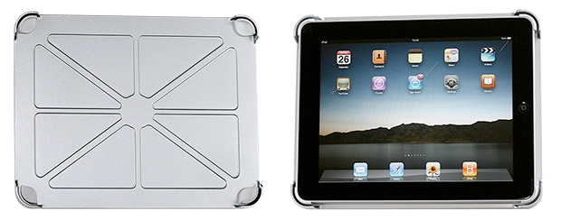 FridgePad iPad fridge magnet holder