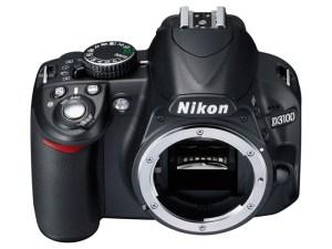 nikon-D3100_fronttop
