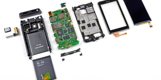 nokia-n8-teardown