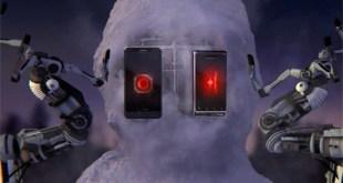 droidx-snowman