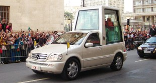 Popemobil