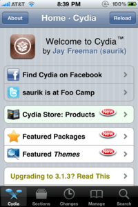 CydiaoniPhone4