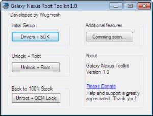 GnexRootToolkit
